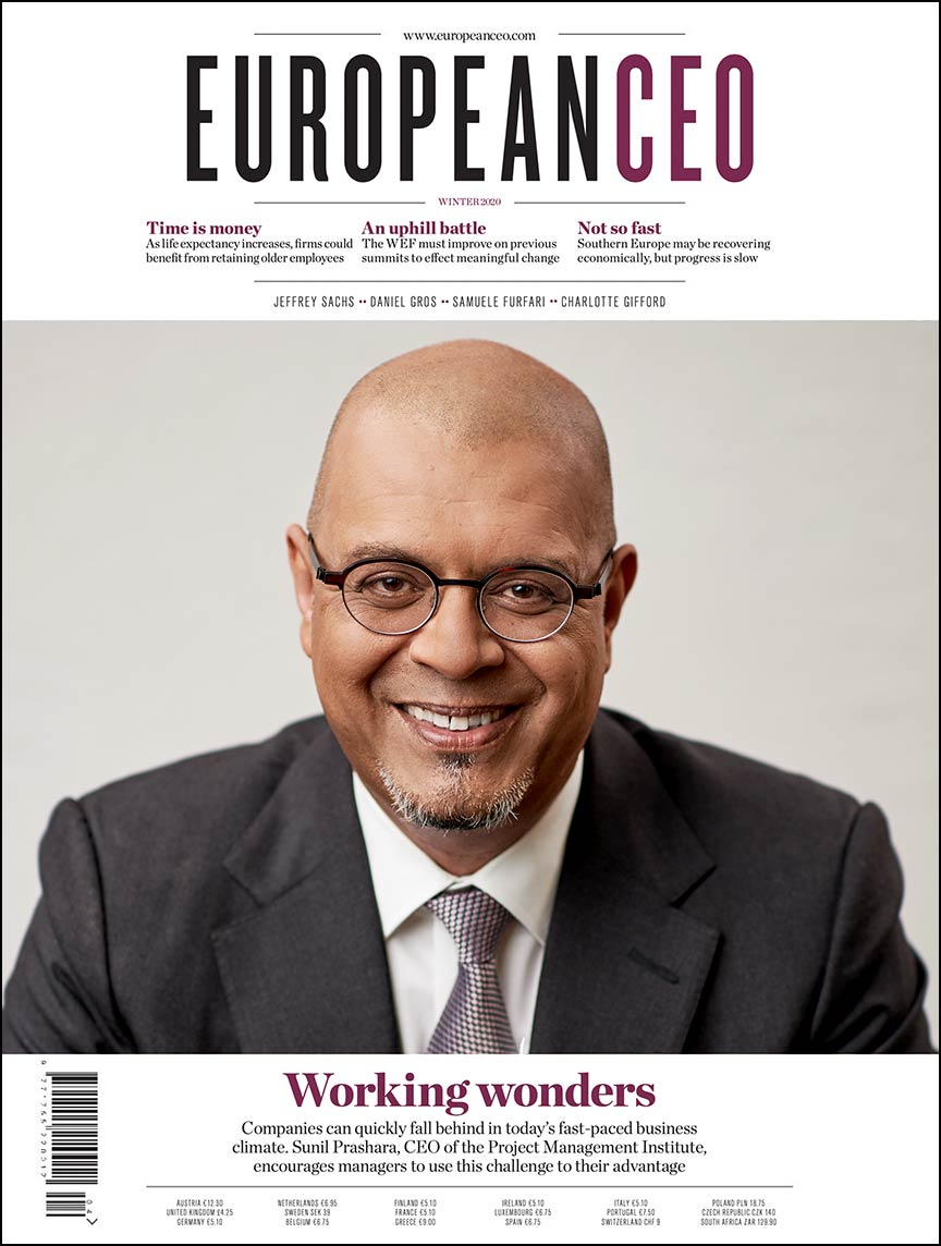 European CEO Cover - Winter 2020