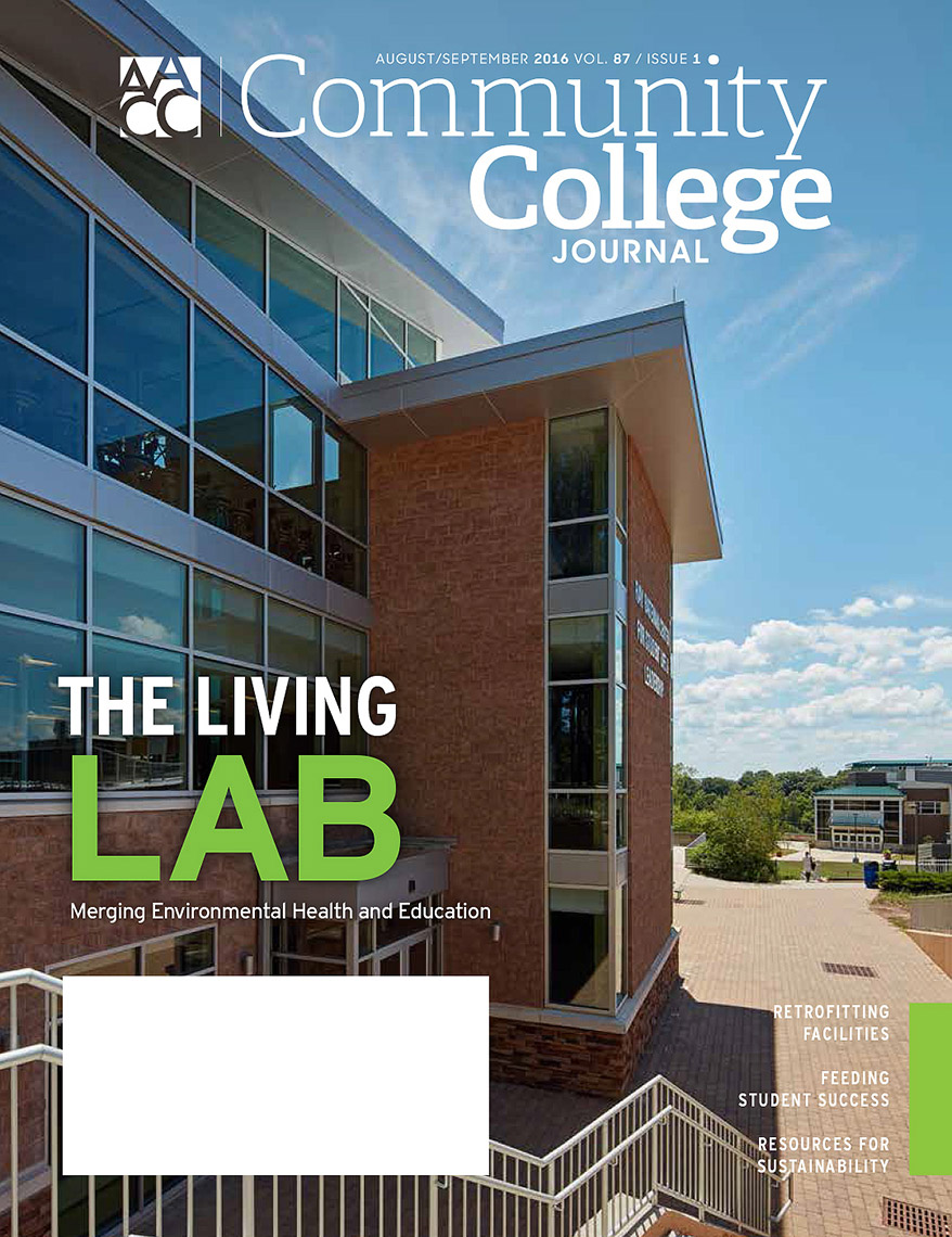 Community College Magazine - Cover Story - Raritan Valley Community College