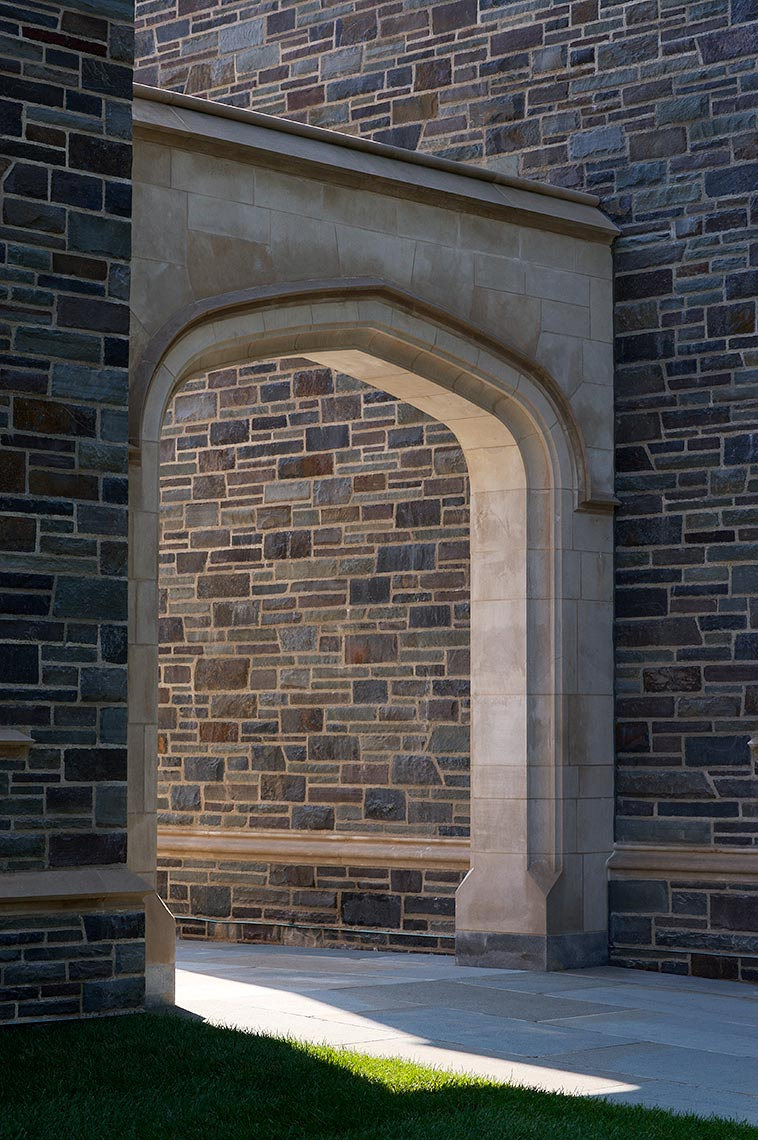 Whitman College, Princeton University - Archway