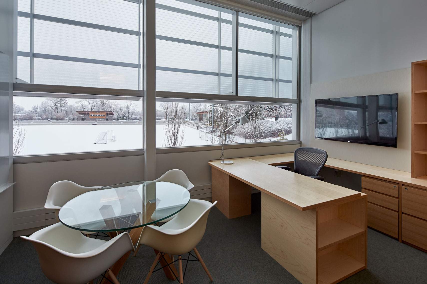 Professor's suite - Princeton Neuroscience Institute