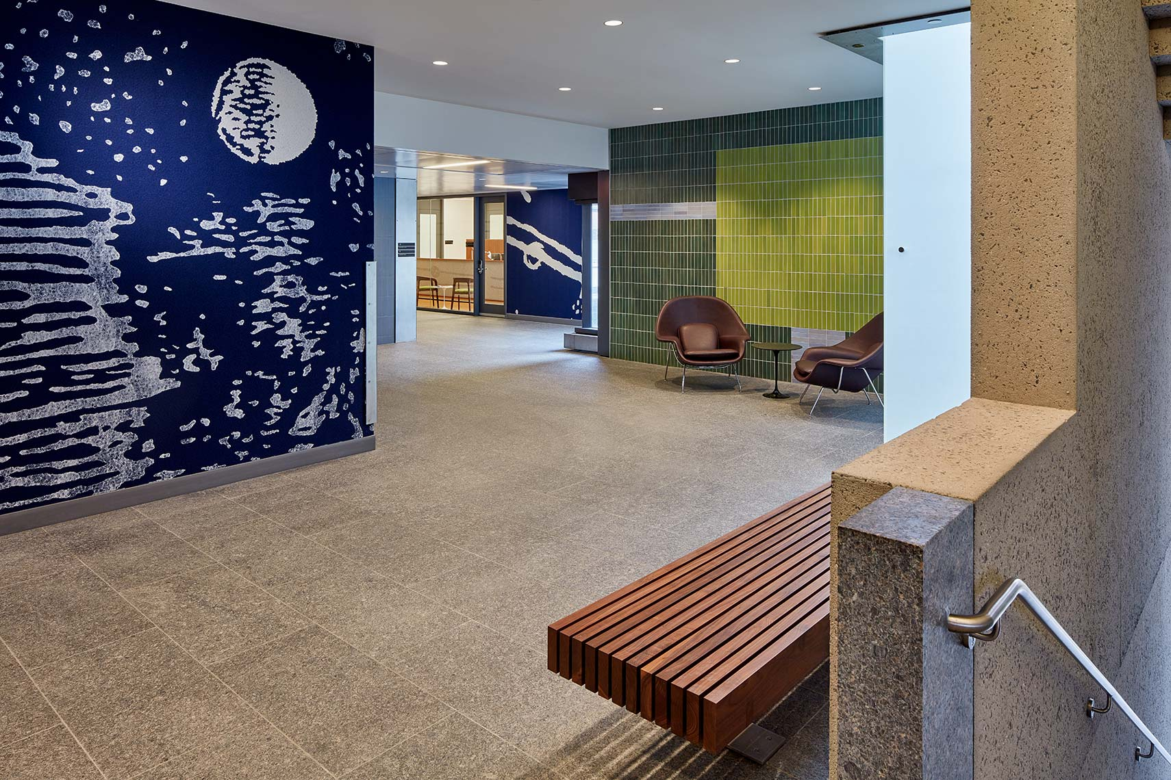Andlinger Center - Entry Lobby 2