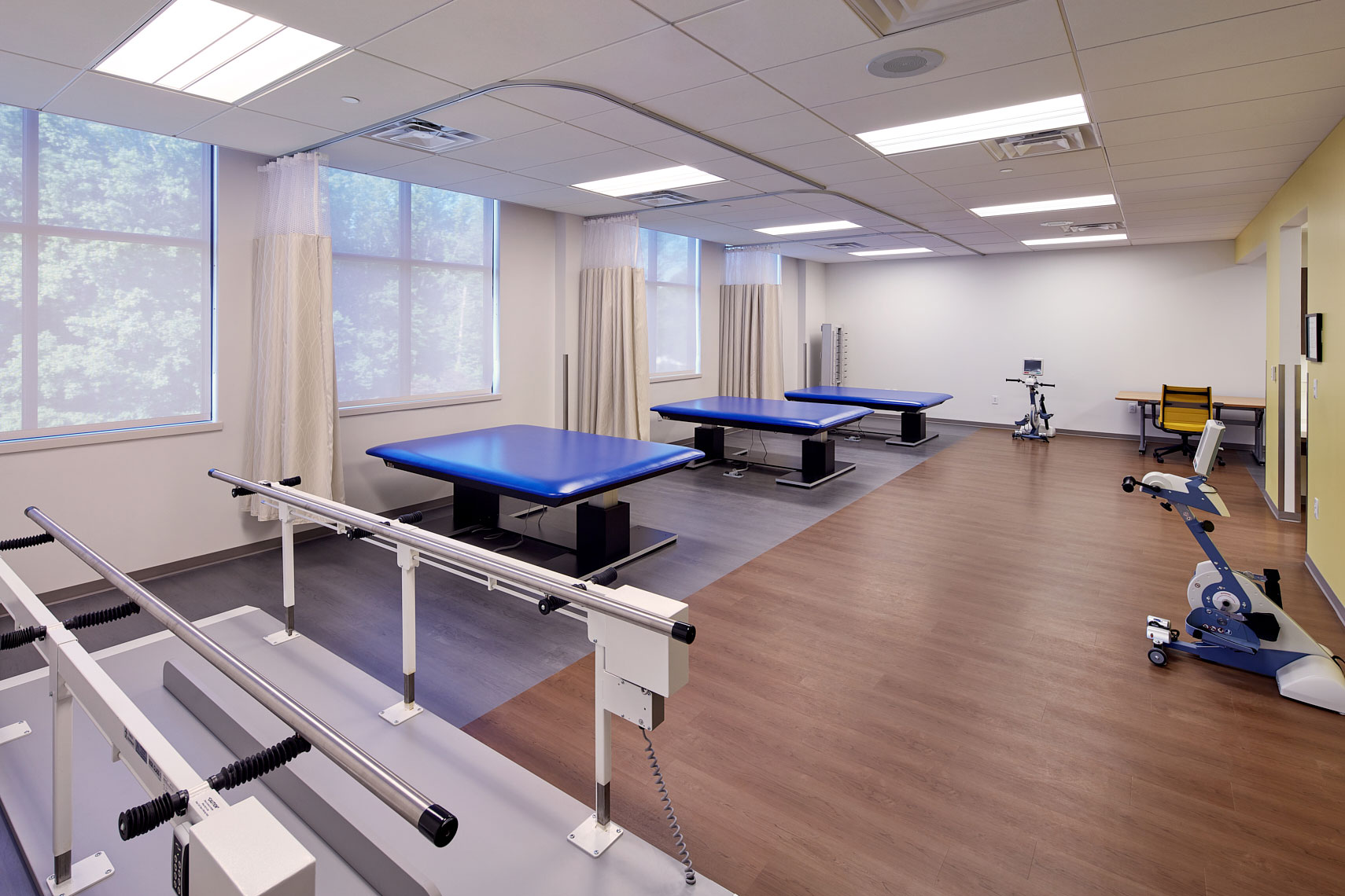 LIFE - St. Francis - Physical Therapy