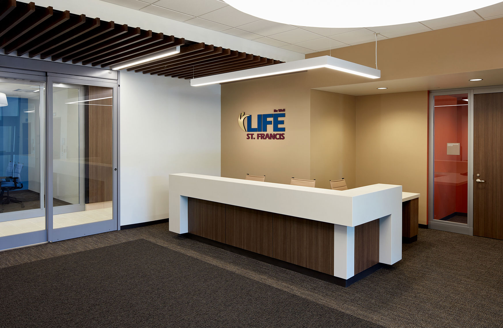 LIFE - St. Francis - Entrance