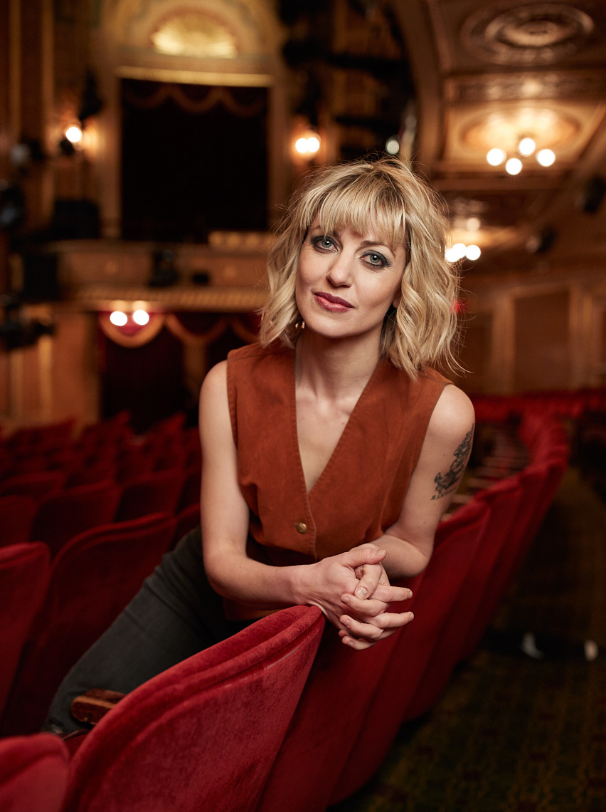 Anaïs Mitchell, creator of Hadestown