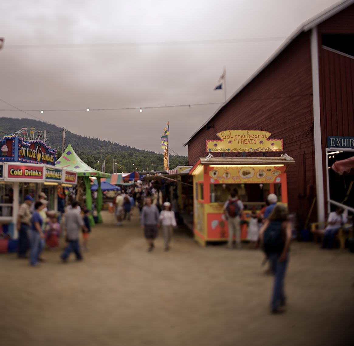 Blue Hill Fair - Midway - Colene